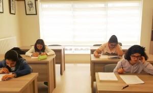 Экзамен - школьники 2