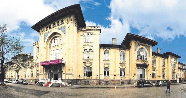 здание ASBÜ