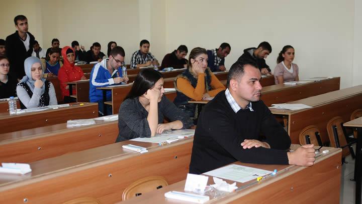 YDS exam
